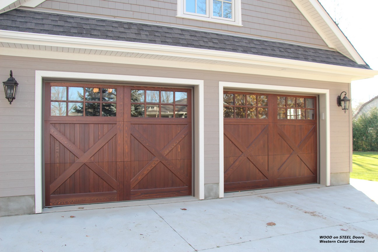 replacement westcliffe or in shed new steel garage of faux door sheds house overhead carriage reifsteck doors benefits industry wood co kimberley