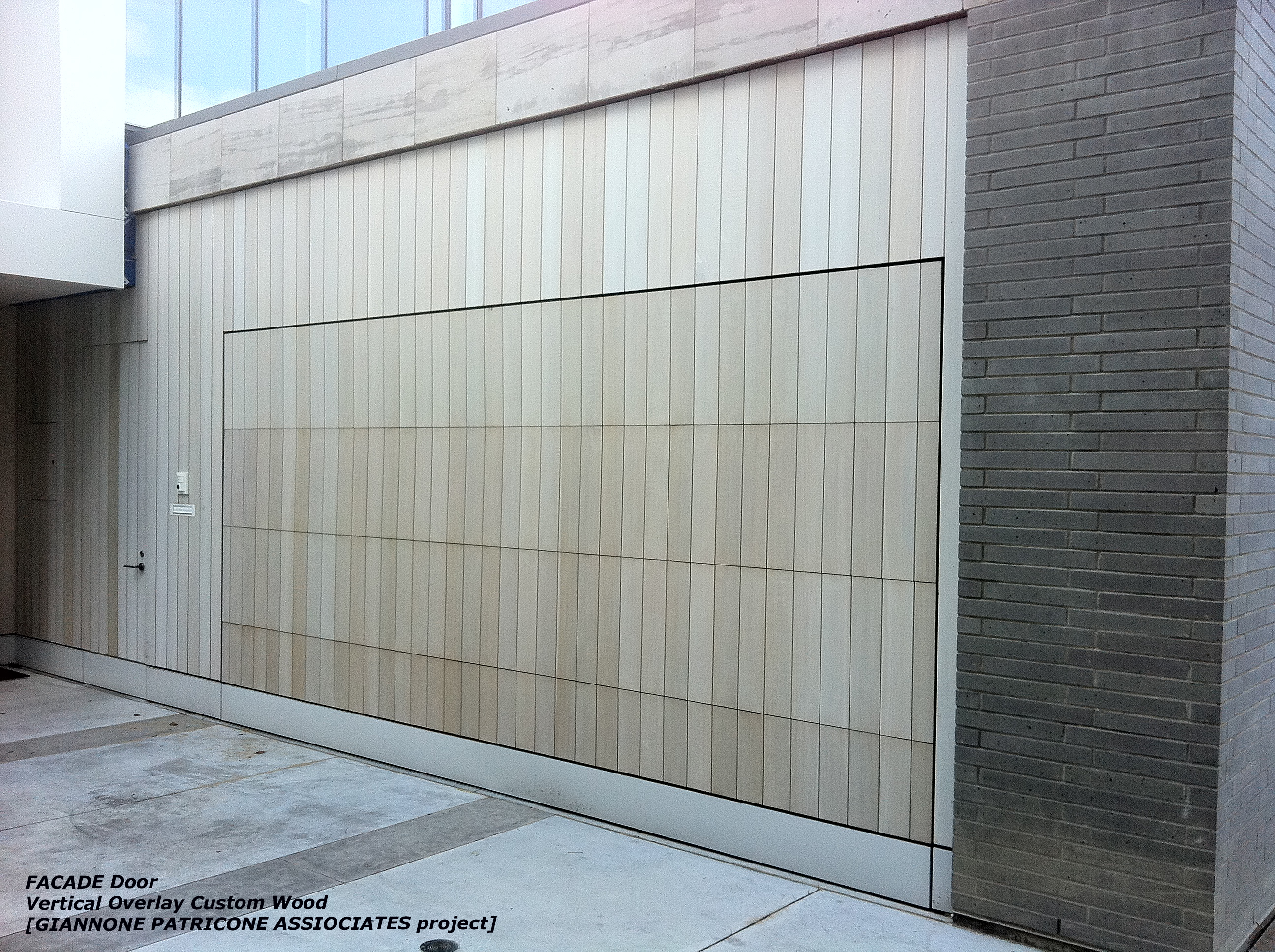 Facade Garage Doors Facade Door Systems
